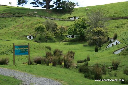 Tolkien Tourism