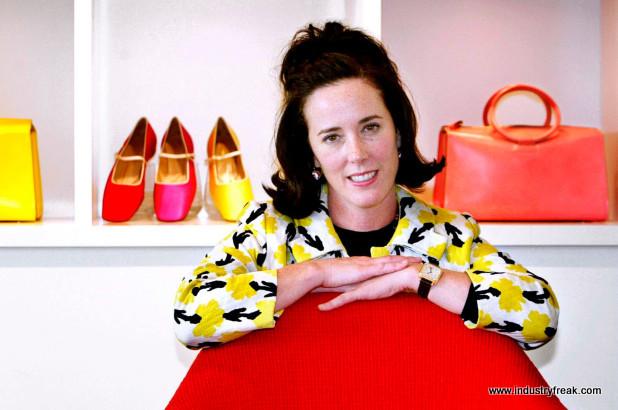 Kate Spade- fashion designer