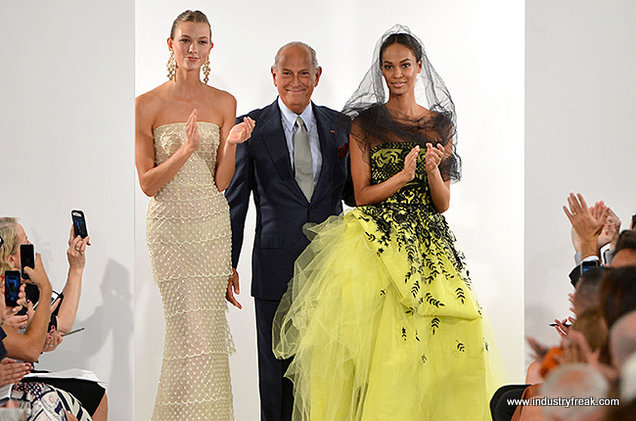 Oscar de la Renta-Fashion Designers In The World
