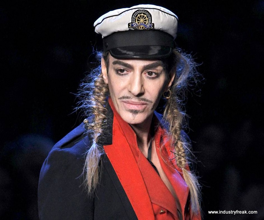 John Galliano-Fashion Designers In The World