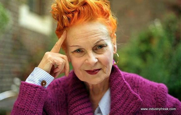 Vivienne Westwood- Fashion Designers In The World