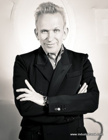 Jean Paul Gaultier- fashion designer
