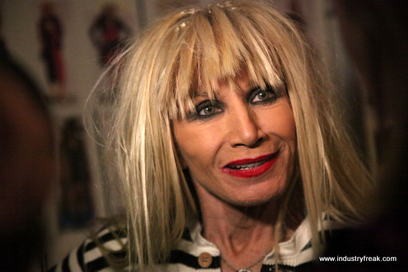Betsey Johnson- fashion designer