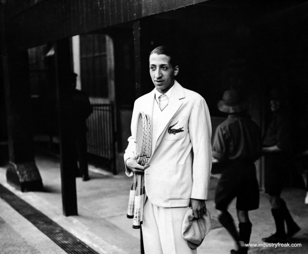 Rene Lacoste- Fashion Designers In The World