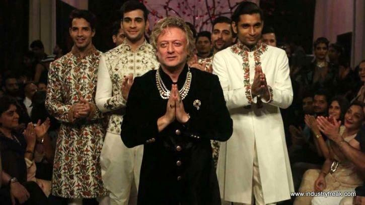 Rohit Bal - Fashion Designers In India