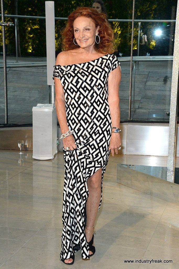 Diane von Furstenberg- fashion designer