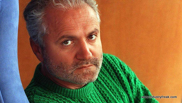 Gianni Versace- fashion designer