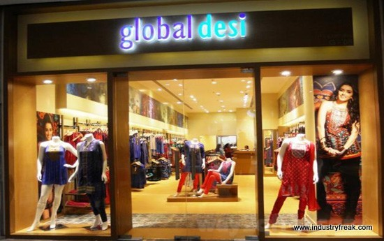 Global Desi Clothing Brands