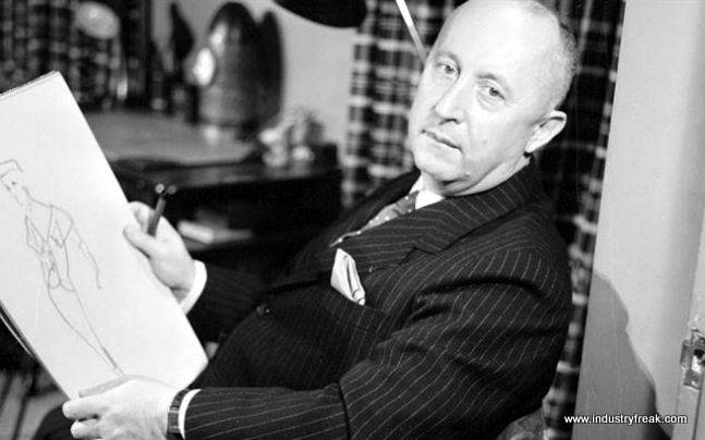 Christian Dior - fashion designer