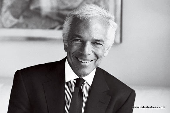Ralph Lauren - fashion designer