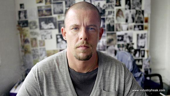 Alexander McQueen - fashion designer