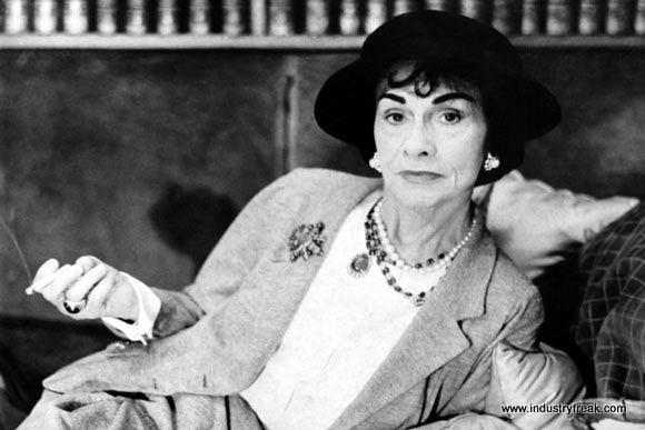 Coco Chanel - fashion designer