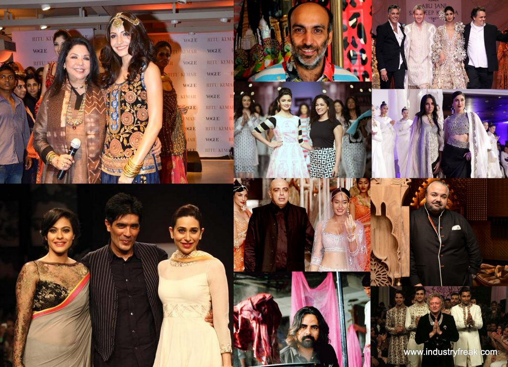 Top 10 Fashion Designers In India Industry Freak