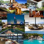 Collage - Most Expensive Hotels in the World