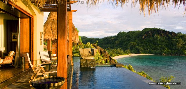 Maia Luxury Resort - Most Expensive Hotel