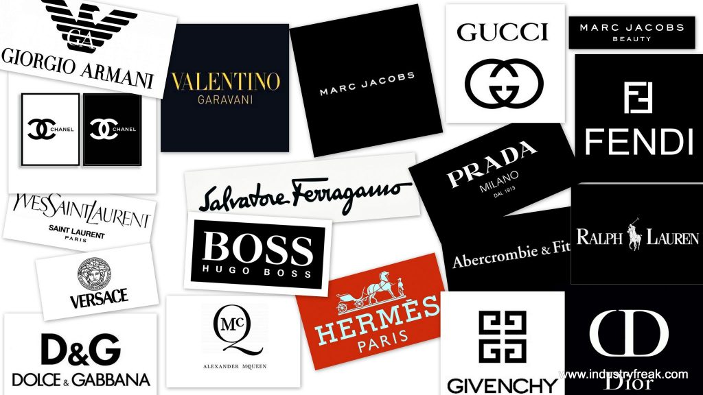 Top 25 Clothing Brands In The World Industry Freak