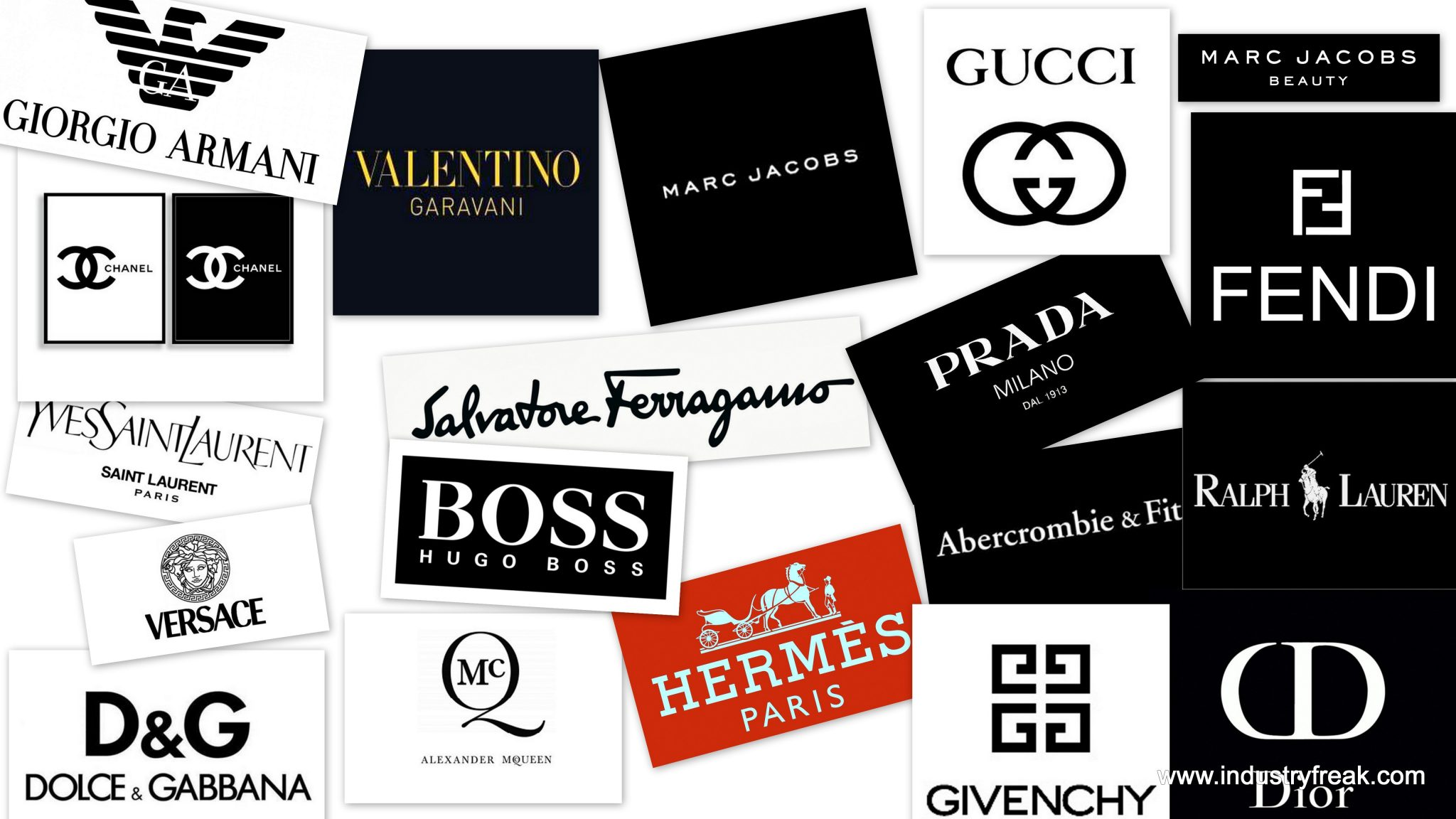 Top 25 Clothing Brands In The World - Industry Freak