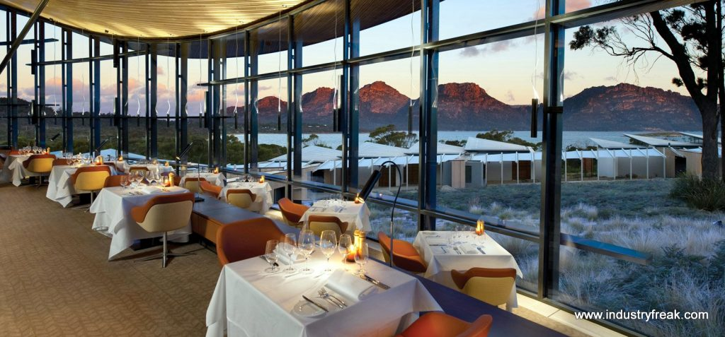 Saffire Freycinet - Most Expensive Hotel