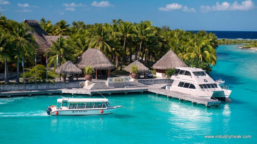 St Regis Bora Bora - Most Expensive Hotel
