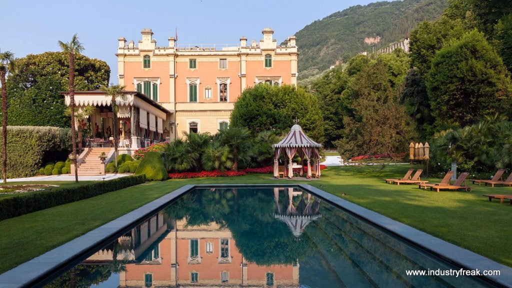 Villa-feltrinelli - Most Expensive Hotel