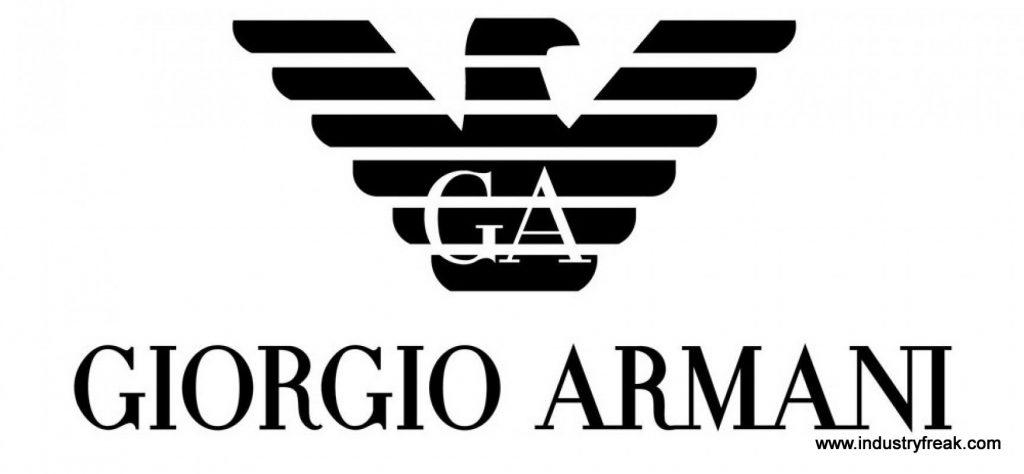 armani clothing brand
