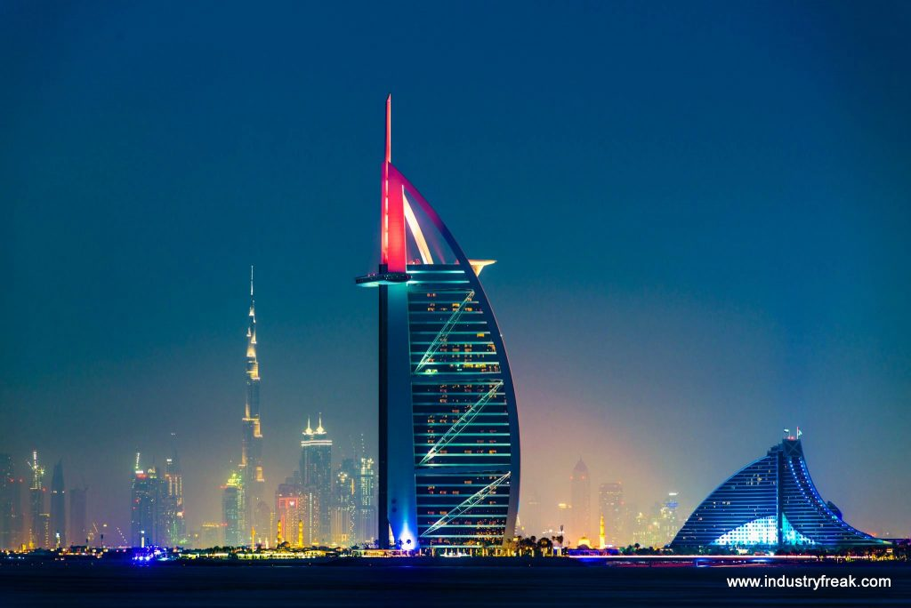 burj al arab united-arab-emirates - Most Expensive Hotel