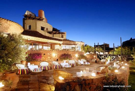 hotel-cala-di-volpe-costa - Most Expensive Hotel