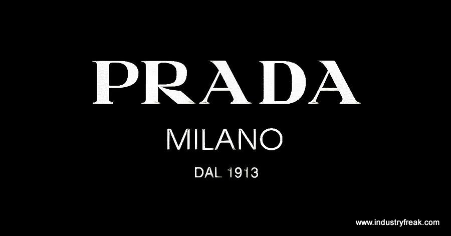prada clothing brand