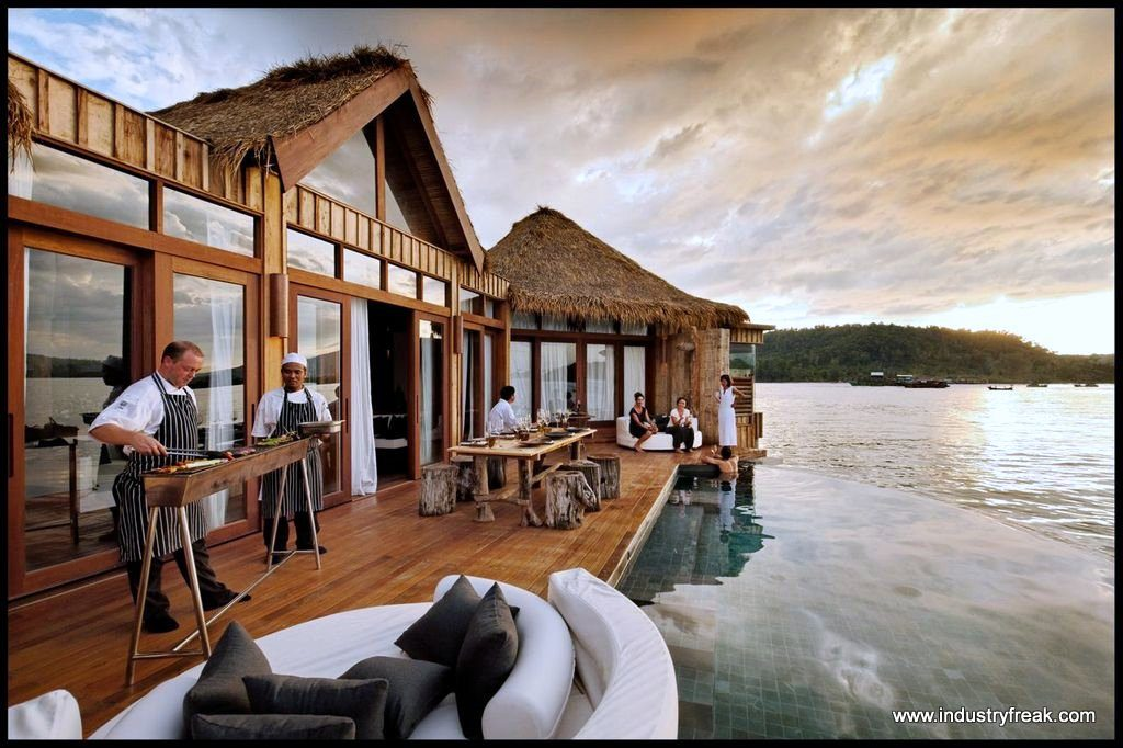 song saa Private Island - Most Expensive Hotel