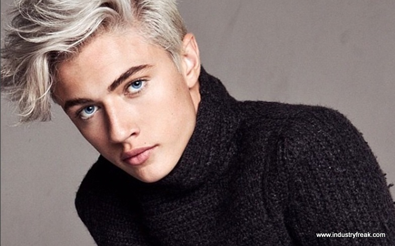 Lucky Blue Smith- Male Models