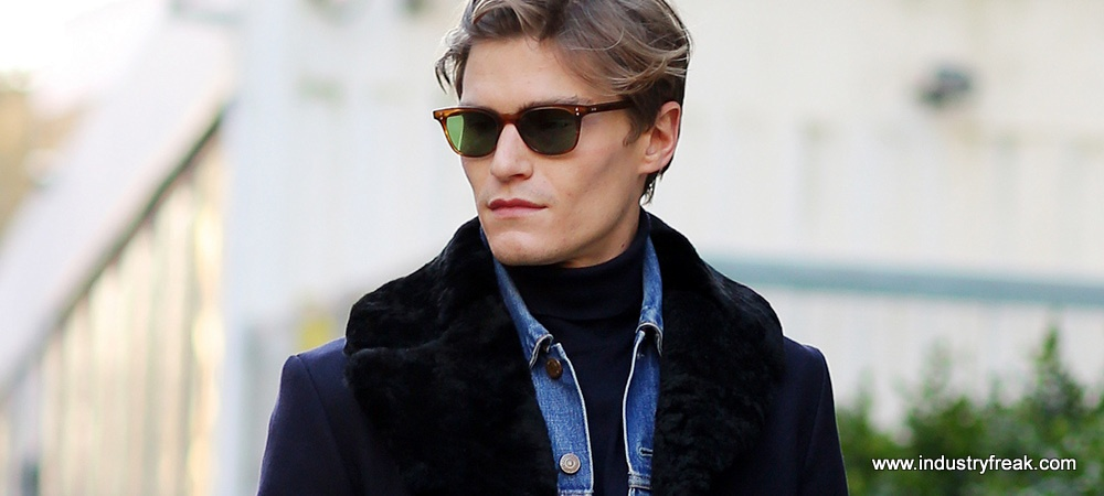 Oliver Cheshire - Male Models