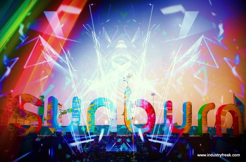 Sunburn EDM Festival