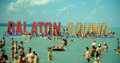 BALATON SOUND: EUROPE'S LARGEST EDM FESTIVAL