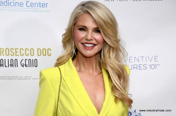 CHRISTIE BRINKLEY supermodels