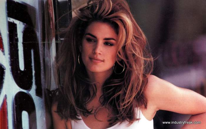 Cindy Crawford supermodels