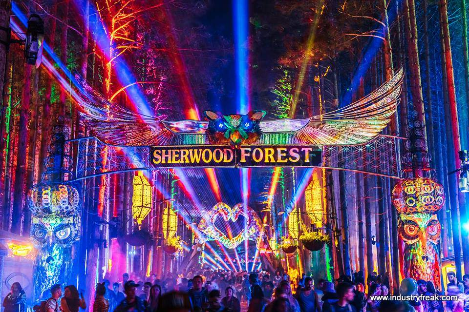 electric forest festival 2018
