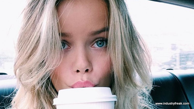 FRIDA AASEN- Instagram Models