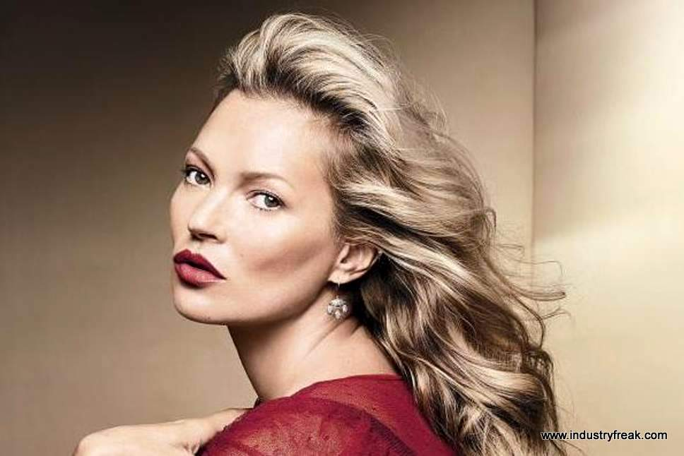 Kate Moss supermodels