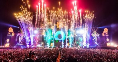 SUnburn Asias biggest EDM Festival