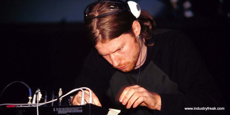APHEX TWIN coachella music festival