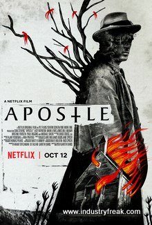 Apostle Movie on Netflix