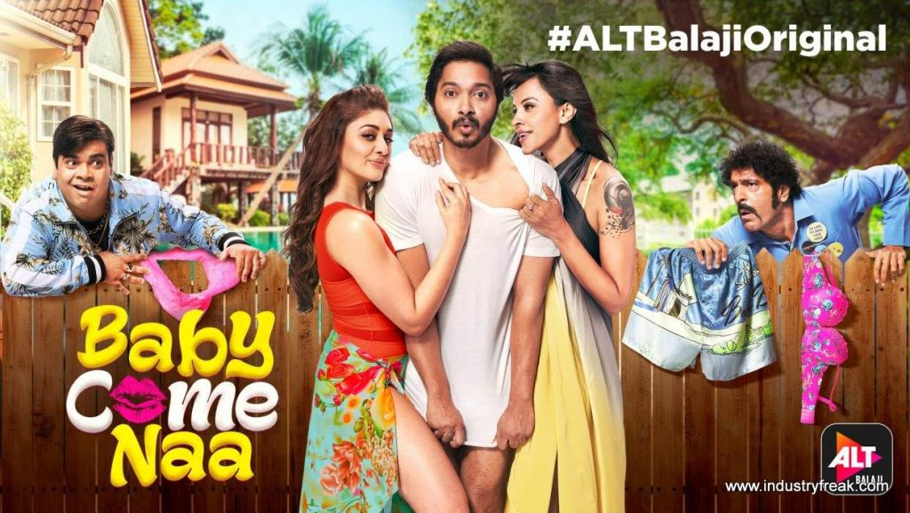 Baby Come Naa is available on alt balaji.