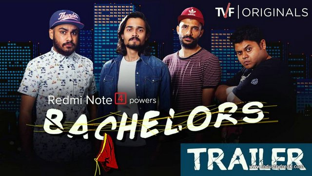 Bachelors web series