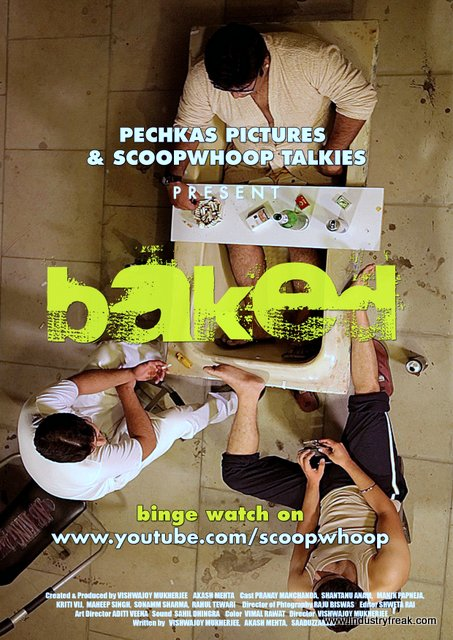 Baked Hindi webseries online