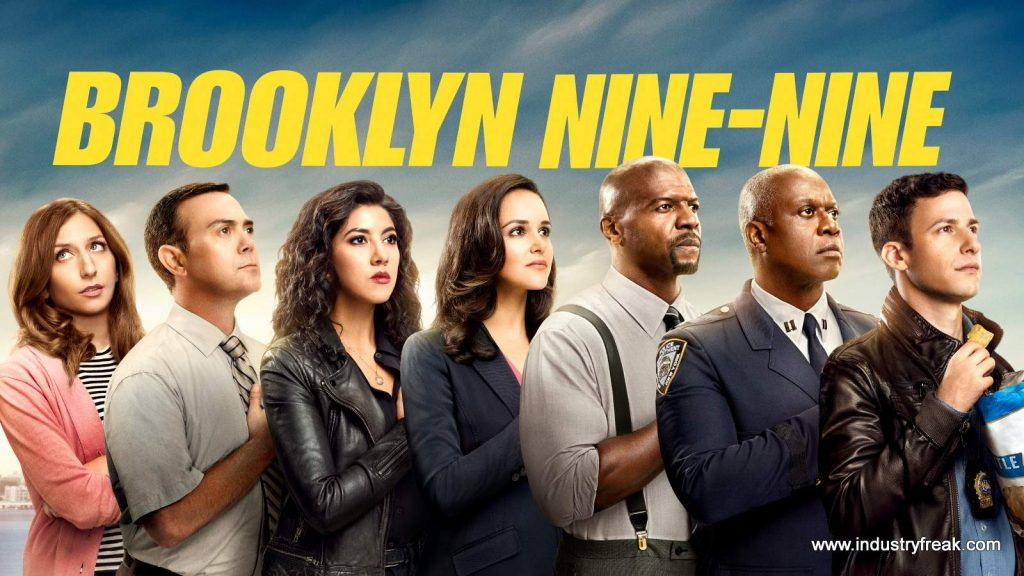 Brooklyn Nine-Nine ranked 11th on the list of best tv series of all time.
