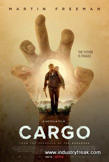 Cargo Horror Movie on Netflix
