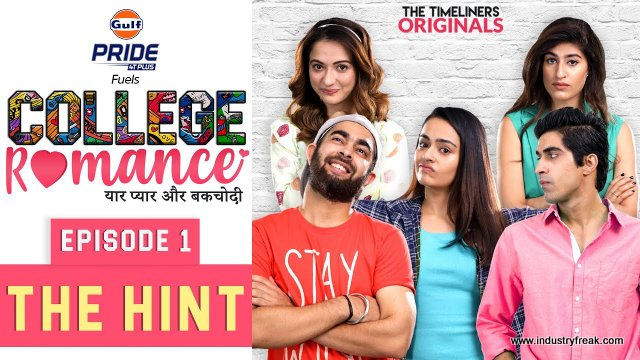 College Romance Hindi Webseries