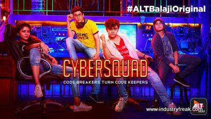 CyberSquad can be viewed on alt balaji.