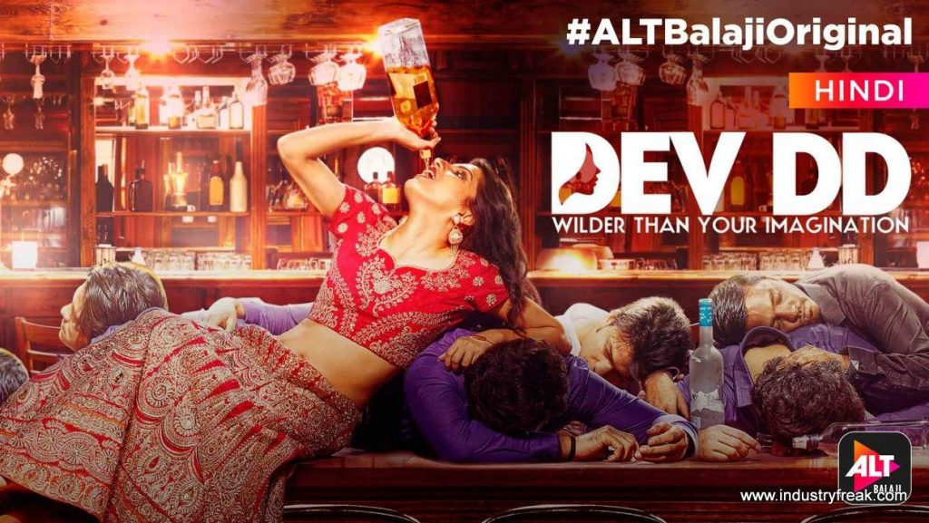 Dev DD is available on alt balaji.