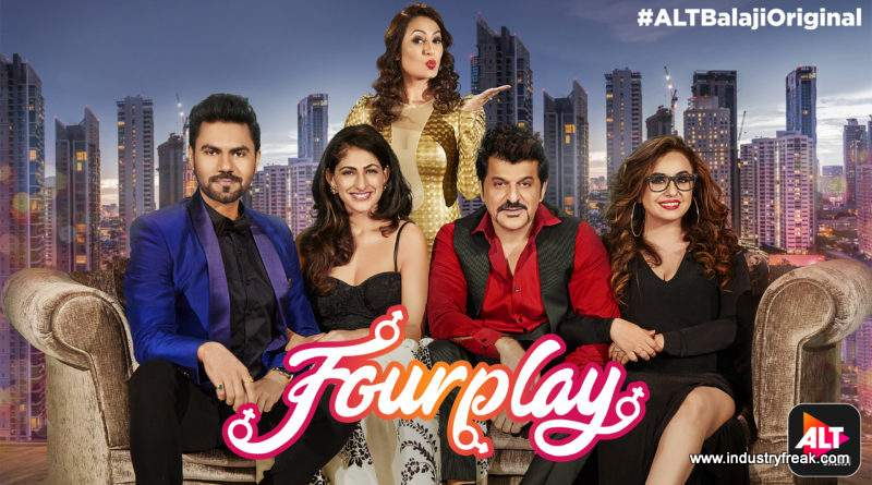 Fourplay can be viewed on Alt balaji.
